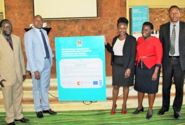 Uganda's Nationally Determined Contributions (NDC) Support Programme to address climate change launched
